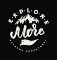 explore more hand drawn with mountains vector image vector image