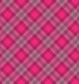 pink fabric pattern vector image vector image