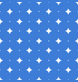 seamless stars pattern seamless on blue background vector image vector image