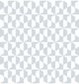 geometric grid seamless pattern design vector image vector image