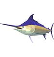 marlin3 vector image vector image