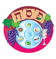 passover vector image vector image