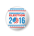 Badge for Presidential Election 2016