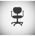 Office wood application icons vector image vector image