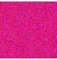 Seamless pink polka dot pattern vector image vector image