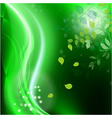 Abstract Green Background2 vector image