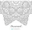 frame for coloring vector image