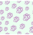 Roze pattern1 vector image vector image