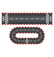 track vector image