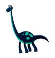 dinosaur baby boy cute print sweet dino cool vector image