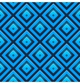 Seamless pattern with glossy squares vector image vector image