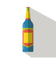 alcohol drinks beverages and bottle cocktail vector image