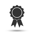 award icon sign symbol isolated on white