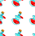 seamless pattern with elixirs-2 vector image
