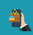 cash back in smartphone cashback money refund