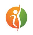 Healthy Care vector image vector image