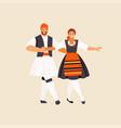 Greeks dancing sirtaki