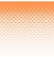 halftone dot pattern background - graphic design vector image vector image