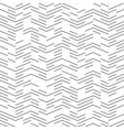 seamless chevron zigzag pattern just drop to vector image