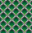 cage seamless pattern vector image vector image
