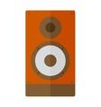 Column speaker vector image vector image
