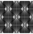 Design seamless striped diamond geometric pattern vector image vector image