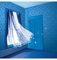 magic window vector image