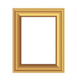 photo frame on a background vector image vector image