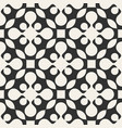 seamless geometric background pattern for textile vector image vector image