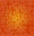 background dark orange color halloween vector image