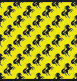 seamless pattern with beautiful horses vector image vector image