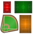 Set of playgrounds vector | Price: 1 Credit (USD $1)