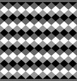 squares abstract repeatable geometric monochrome vector image vector image
