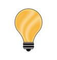 idea bulb creativity innovation success vector image vector image