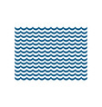 sea icon waves icon isolated on white background vector image
