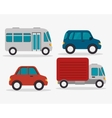 mass transport design vector image vector image