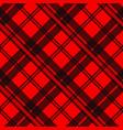tartan plaid seamless pattern wallpaper wrapping vector image
