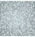 Gray technology background vector image vector image