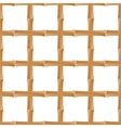 Seamless background with bamboo vector image vector image