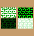 beech leaf - pattern vector image vector image