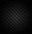 black lighting background with diagonal stripes vector image