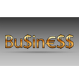 Business text background vector image vector image