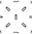 phone booth pattern seamless black vector image vector image