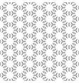subtle ornamental background seamless pattern vector image vector image