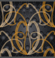abstract decorative greek seamless pattern vector image vector image