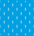 field spike pattern seamless blue vector image vector image