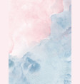 abstract background design with pink and blue vector image
