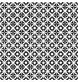 abstract geometric seamless pattern repeating vector image vector image