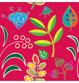 print pattern vector image vector image