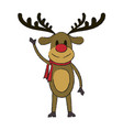 Rudolf christmas cartoon